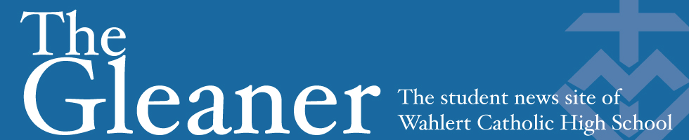 The student news site of Wahlert Catholic High School