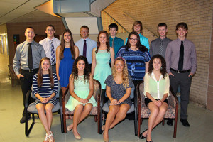 2013 Homecoming Court