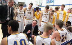 Boys' basketball clinch third straight state tournament appearance with win over Waverly-Shell Rock
