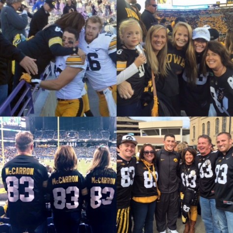 Life of a Hawkeye Family