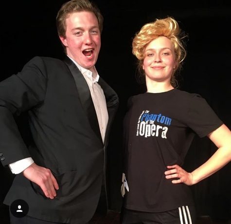 The curtain falls on this year's Thespian troupe