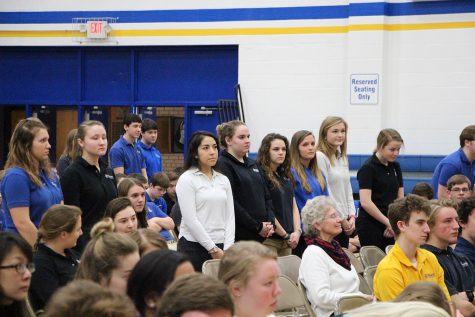 Academic Awards Assembly undergoes much needed change