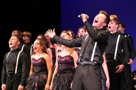Show choirs making a huge impact at competitions