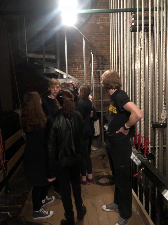 Behind the Curtain: The crew of Legally Blonde