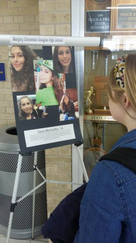 Gina Montalto, victim of school shooting