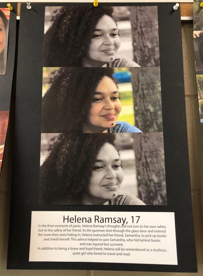 Helena+Ramsey%2C+%2719%2C+is+remembered+for+her+heroic+actions+during+the+Parkland+shooting.