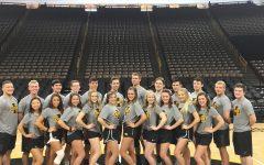 Bending Over Backwards for Iowa Cheerleading