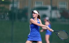 High Hopes for Girls' Tennis