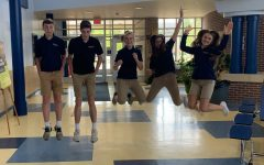 8th graders jumping into their high school careers