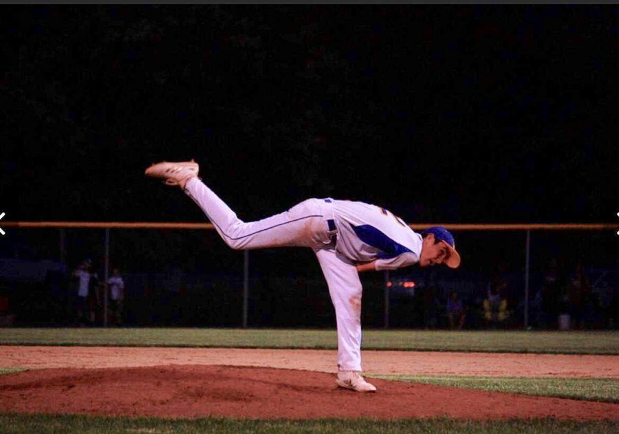 Baseball players slide into new season
