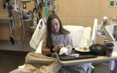Hospital visits affecting Wahlert students