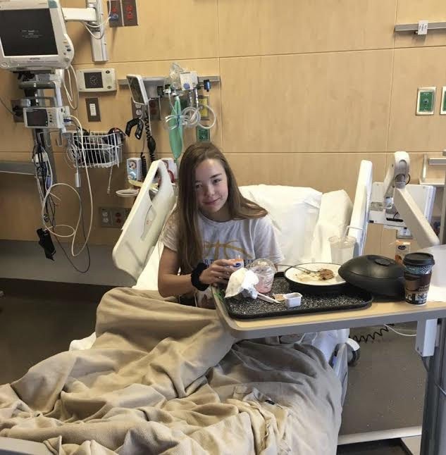 Hospital visits affecting Wahlert students