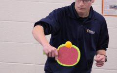Table Tennis takes off