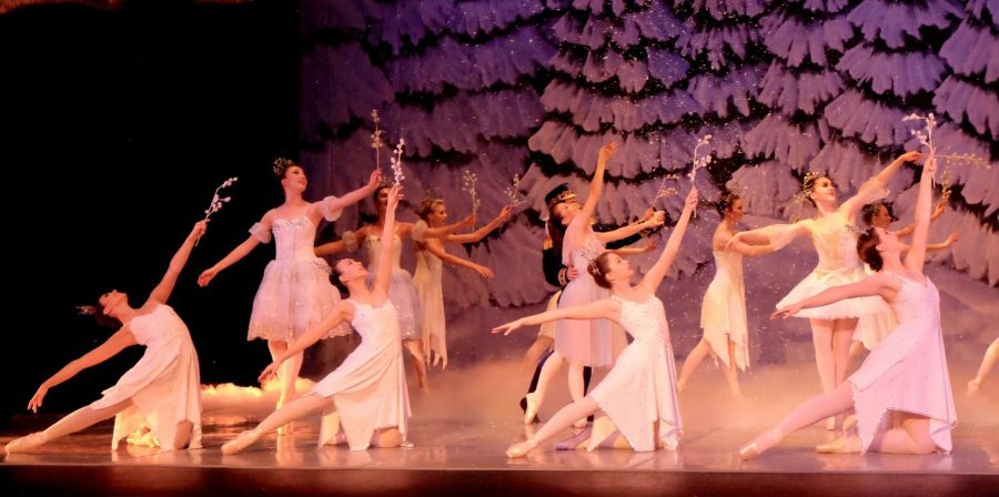 "Youth Ballet's ""The Nutcracker"": COVID-19 Style"