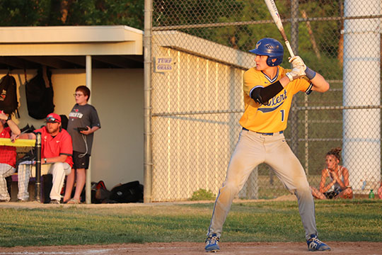 Tommy Specht, 22, has high hopes for baseball next year at University of Kentucky.